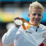 Βελγίδα παραολυμπιονίκης
