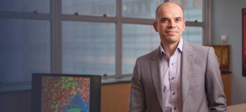 Ο Διεθνώς αναγνωρισμένος ανοσολόγος και βιολόγος του καρκίνου  Δρ. Ιάννης Αϋφαντής